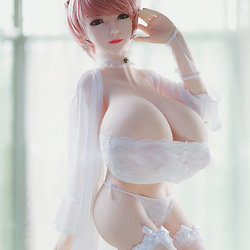 JY Doll JY-140/BB body style with no. 80 head (Junying no. 80) - TPE