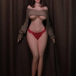 JY Doll JY-168 (big chest peach hip) body style with Gu 2 head - TPE