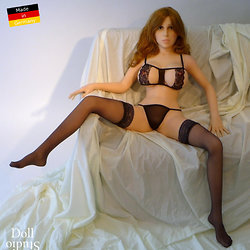 Doll Affair DA155 body (155 cm) with ›Nicky‹ head