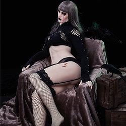 Irontech Doll IT-168/B body style with ›Mia‹ head - Halloween