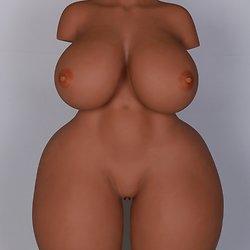 YL Doll B13 torso - TPE