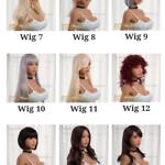6Ye wigs (2018)