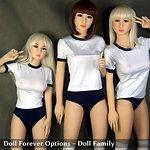 Doll Forever - family of dolls