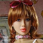 AS Doll head Gillian - TPE