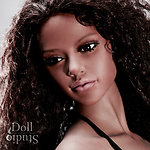 AS Doll head Andrea - TPE
