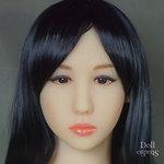 Doll Forever ›Yuko‹ head / skin tone ›white‹