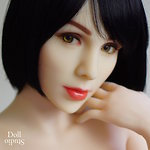 Doll House 168 ›Liz‹ head with EVO-170 body style - TPE