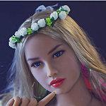 JY Doll ›Grace‹ head (JY #117) - TPE