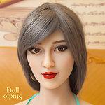 SM Doll head no. 70 (Shangmei no. 70) - TPE
