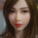WM Dolls head - Model no. 56 and WM Dolls 165 cm Body