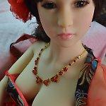 WM Doll head no. 33 with WM-158 body