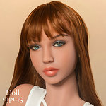 WM Doll no. 254 head (Jinsan no. 254) - TPE