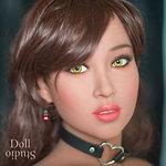 YL Doll ›Mel‹ head (Jinsan no. 221) - TPE