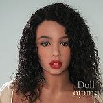 YL Doll ›Tisha‹ head (Jinsan no. 311) - TPE