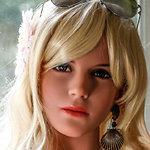 YL Doll head ›Leslie‹