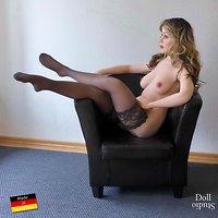 Doll Affair DA164 body style with ›Bea‹ head