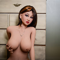 Irontech Doll IT-157 body style with ›Lora‹ head in tanned skin tone - TPE