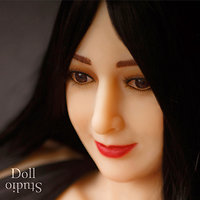 Climax Doll ›Hellen‹ head (CLM no. 15) with CLM-160 body style in yellow skin to