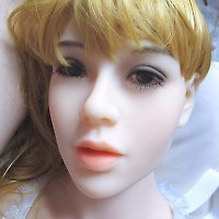 WM Doll Head No. 15