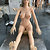 Doll Forever D4E-155 body style with ›Debbi‹ head in skin tone ›white‹ - factory
