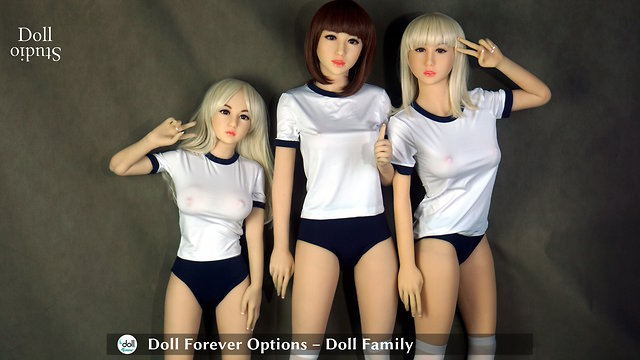 Doll Forever doll family as of 2016