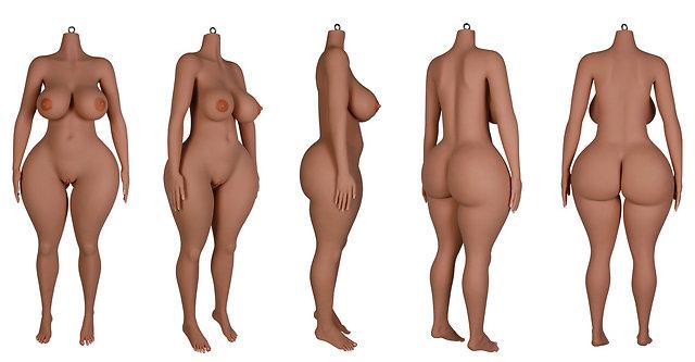 YL Doll YL-158 body style